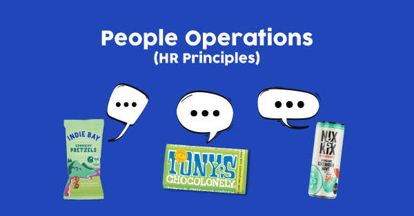 People Operations (HR Principles) : FMCG Training Course 1