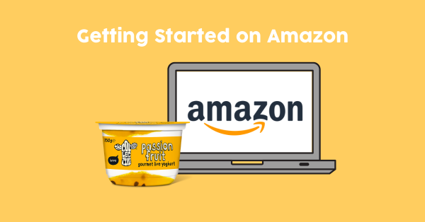 Getting Started on Amazon : FMCG Training Course 1