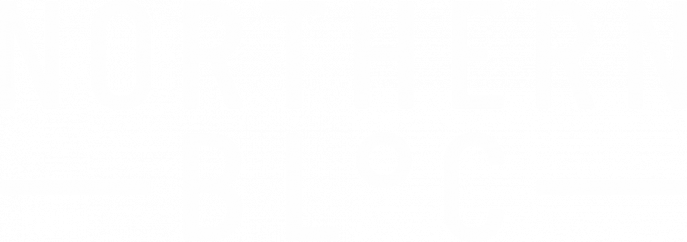 northern bloc logo white