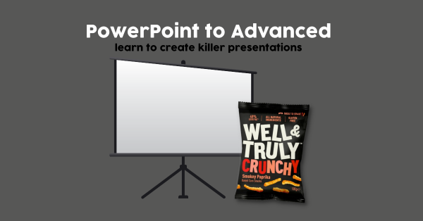 Powerpoint to Advanced : FMCG Training Course 1