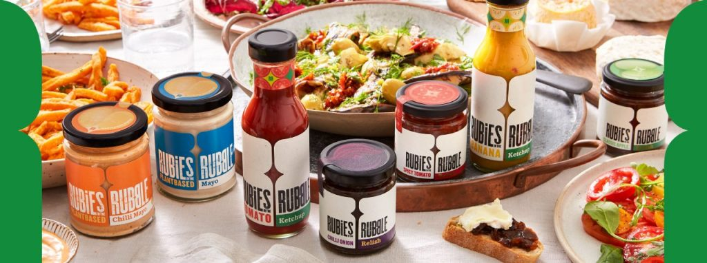 How Rubies in the Rubble made their famous vegan mayos 1